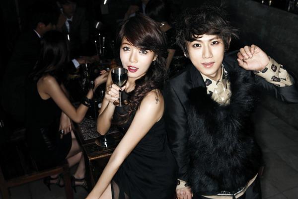 """เร่าร้อนเลือดแทบพุ่ง!! MV ตัวใหม่ของ """"ฮยอนอา-ซึงฮยอน"""" Trouble Maker"""