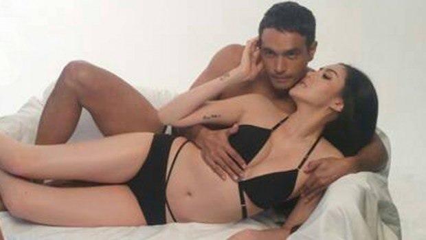 เมฆ วินัย – เก๋ กันยกร จัดเต็ม กับเบื้องหลังถ่ายโฆษณาสุดเซ็กซี่ !!    (cr.newact)