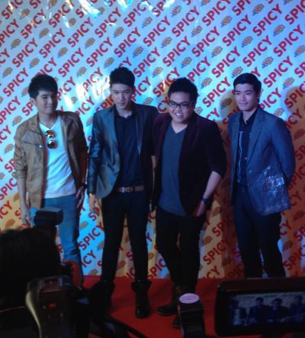 100 Most Spicy Idols 2013 งานรวมศิลปินดาราไอดอลที่แซ่บเวอร์!!