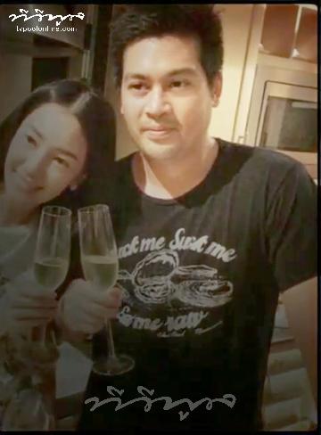 'นุ่น-ต๊อด' ฉลองรักหวาน 4 ปี รอลุ้นลูกมาเกิด HAPPY ANNIVERSARY 4 YEARS