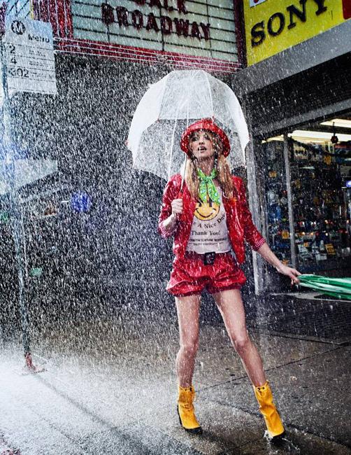 เทรนด์หน้าฝน กับไอเท็มเด็ดๆ ที่ไม่ควรพลาด