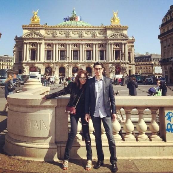 """""""พลอย เฌอมาลย์"""" สวีต """"จอห์น"""" ไกลถึงปารีส"""