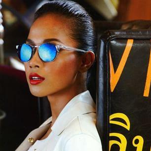 """โพคาฮอนทัสเมืองไทย """"เมญ่า นนธวรรณ"""" ฉีกกฎความงาม กลบนิยามคำว่า """"ขาว"""""""