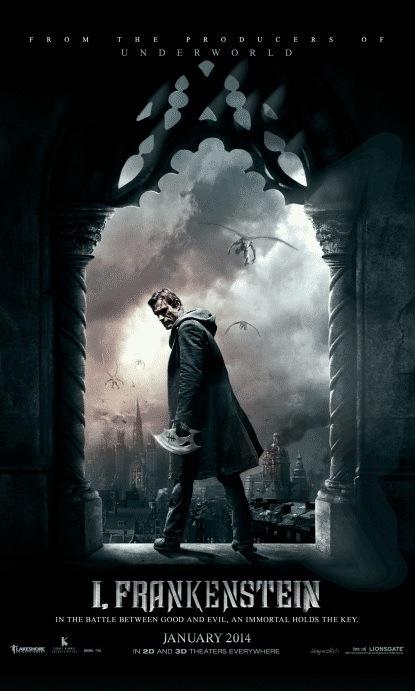 """ฮีโร่พันธุ์ผีดิบ """"I, Frankenstein"""" ผลงานชิ้นใหม่ของ """"Aaron Eckhart"""""""