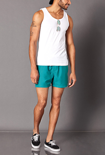 กางเกงขาสั้น ไลฟ์สไตล์หนุ่มอินดี้ ต้อนรับหน้าร้อน 2014