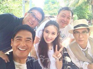 """ปอย"""" ประกบ """"โจวเหวินฟะ"""" หนัง โคตรเซียน 2 ถ่ายทำในไทย"""