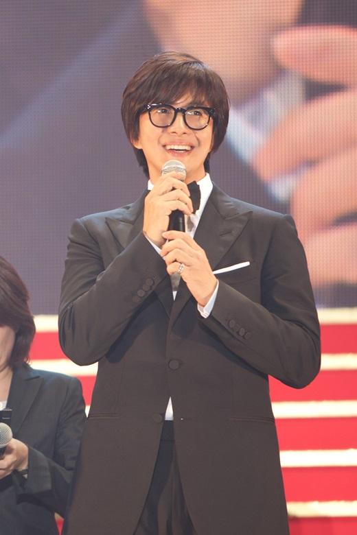 เบยองจุน, คิมฮยอนจุง, ยุนอึนเฮ ซิวรางวัล Hallyu Awards