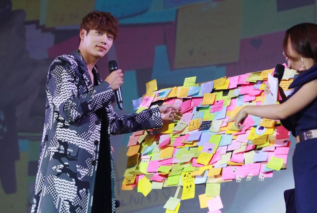 ฟินหนัก! 'Seo Kang Jun' ฉายเดี่ยวเสิร์ฟแฟนมีตติ้งสุดอบอุ่น