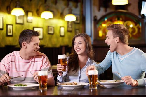 ดื่มเบียร์เกินวันละลิตร เร่งสมองเสื่อม!!