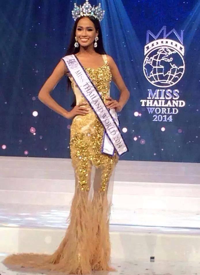 เทรนด์ผิวเข้มมาแรง!! เมญ่า คว้ามิสไทยแลนด์เวิลด์ 2014