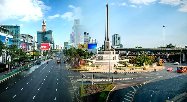 ไร้รถติด ชีวิตในฝัน! เมื่อกรุงเทพฯ กลายเป็นเมืองร้าง!
