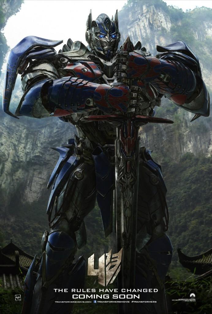 ทรานส์ฟอร์เมอร์ส 4 Transformers : Age of Extinction