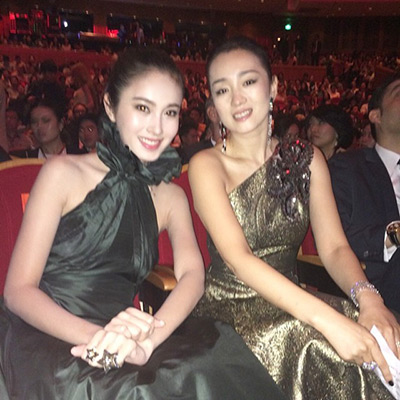 """""""ปอย ตรีชฎา"""" ร่วมงาน Shanghai International Film Festival 2014 ที่ประเทศจีน"""