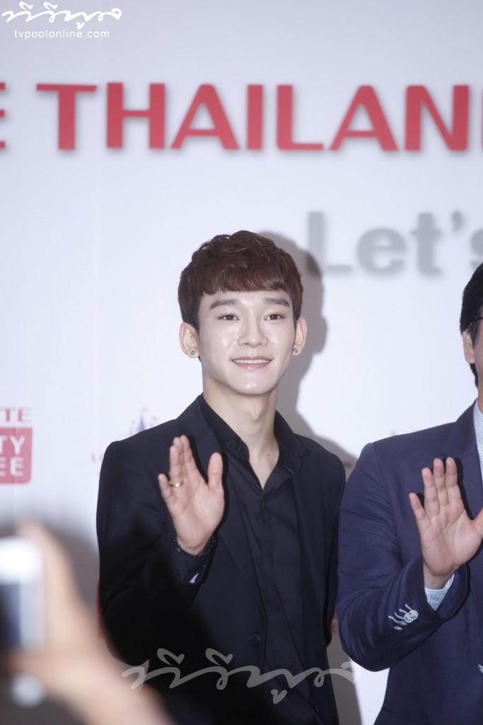 'Lotte Group' จ่อขยายธุรกิจสู่ตลาดโลก ส่ง 'เฉิน-เลย์' ตัวแทน 'EXO' ร่วมเปิดตัวพรีเซ็นเตอร์ที่ไทย