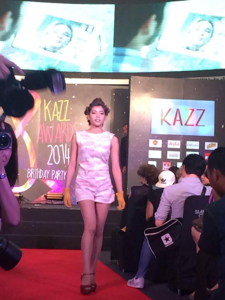นัท-ตาล เดอะคอมเมเดียน2 @Kazz Awards