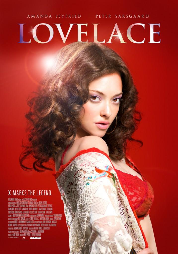 """เหนือความเร่าร้อนคือเรื่องราวที่ทำให้เธอเป็น  """"ผู้หญิงที่ทรงอิทธิพลแห่งยุค"""" ในเรื่อง Lovelace (รัก ล้วง ลึก)"""
