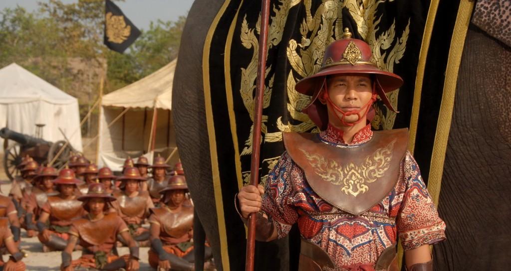 """สัมผัสประทับใจ ทีสร้างแรงใจฮึกเหิม ใน """"ตำนานสมเด็จพระนเรศวรมหาราช ยุทธหัตถี"""""""