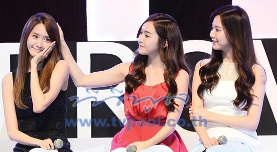 พบกับ3นางฟ้า แห่งวงเกิร์ลเจเนเรชั่น 'Yoon A, Jessica and Seo Hyun'