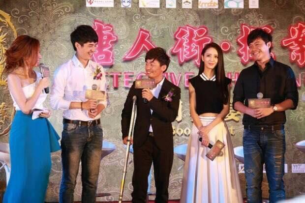 """เปิดตัวอย่างยิ่งใหญ่ """"Detective : Chin Tang"""" ภาพยนตร์จีน ที่ถ่ายทำ ณ เยาวราช"""