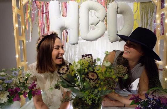 """HBD. """"เจน เจนสุดา"""" แก๊งนางฟ้าแอบเซอร์ไพรส์ ชีวิตดี๊ดี"""