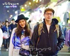 'หมาก-คิมเบอร์ลี่' โต้จูบหวานเย้ยฟ้า TRIP RELATIONS KOREAN IN LOVE