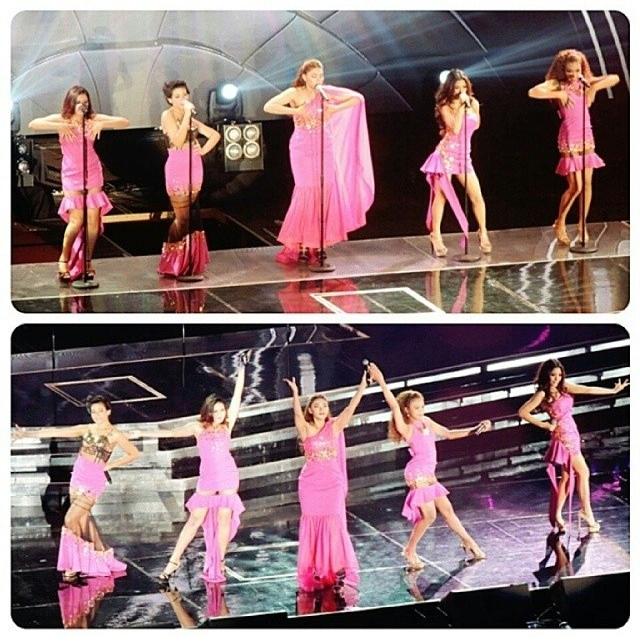 คอนเสิร์ตสุดฮอตของเหล่าเดอะสตาร์!! 10 Years of love The Star in concert