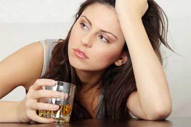 นี่คือ ผลลัพธ์ของสาวนักดื่ม