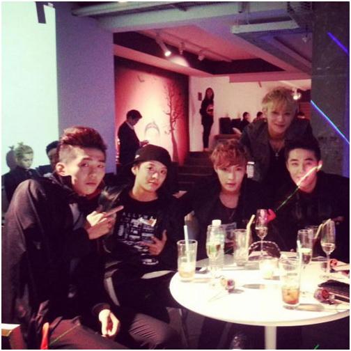 ปาร์ตี้ ฮาโลวีน ของเหล่าไอดอลค่าย SM Entertainment