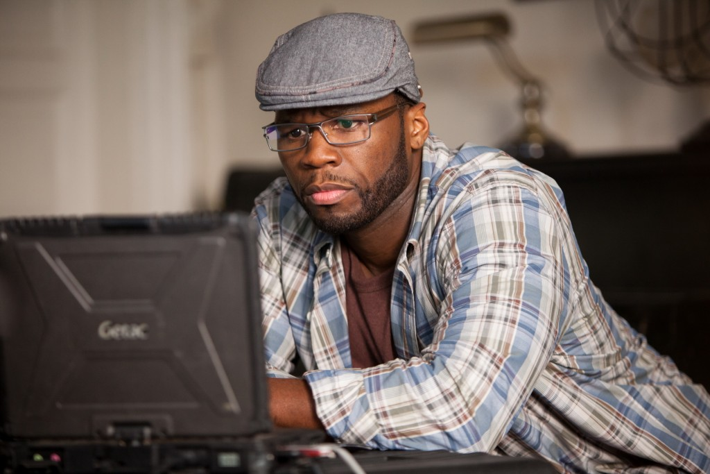 50 Cent แร๊ปเปอร์ชื่อดัง  สวมบทแฮ็กเกอร์มือพระกาฬ ใน Escape Plan