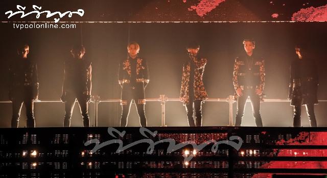 B.A.P เจ๋ง!! ระเบิดคอนเสิร์ตสุดมันส์เสิร์ฟแฟนไทย