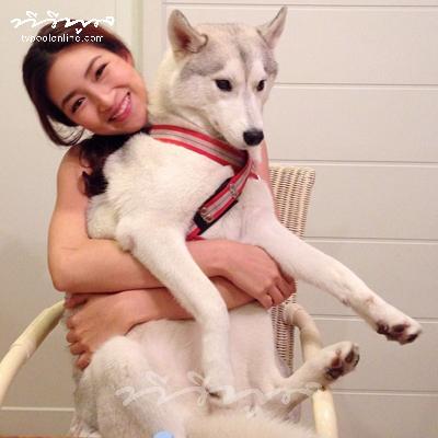 'น้องหมา' สุดรักของ 'แพนเค้ก' ซนจริงจริ๊งงงง!