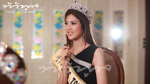 """Miss Grand Thailand เปิดใจทั้งน้ำตา หลังได้รับตำแหน่ง"""