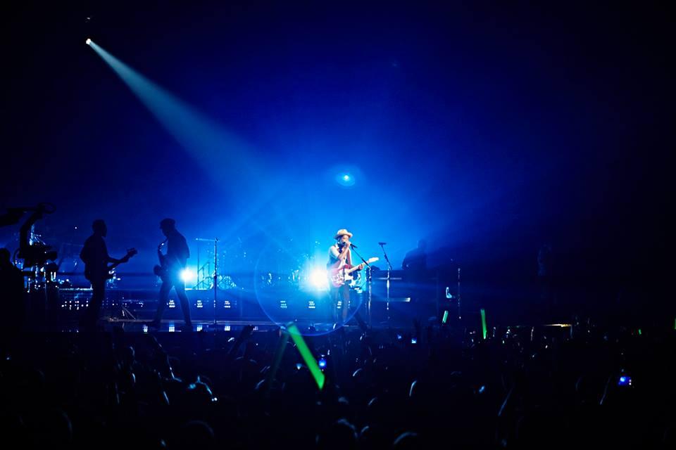 """เริ่ด! คอนเสิร์ต """"บรูโน่ มาร์"""" ที่อิมแพ็ค เมืองทองธานี"""