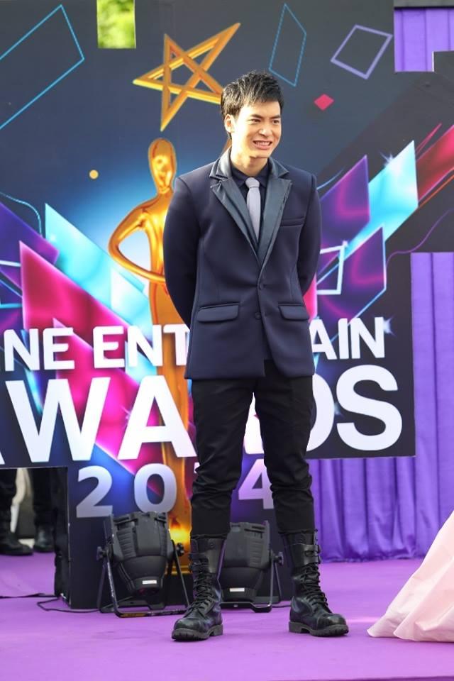 เหล่าเดอะสตาร์ ในงาน @ NineEntertain Awards 2014