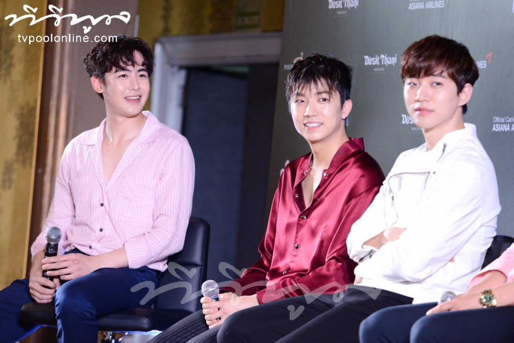 Interview with Hot Idol '2PM'