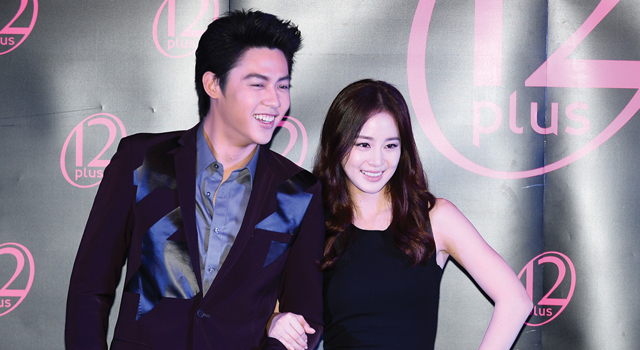 SPECIAL INTERVIEW WITH 'MARK PRIN' AND  'KIM TAE HEE'
