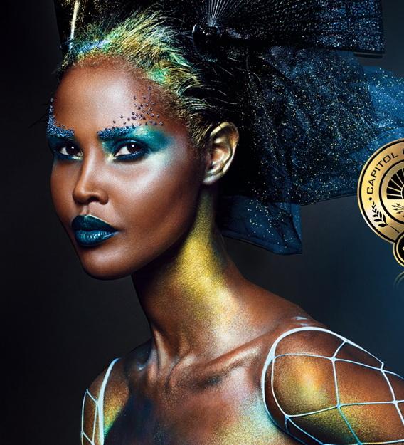 เจิดจรัส 12 เทรนด์สวย จาก 12 เขต The Hunger Games