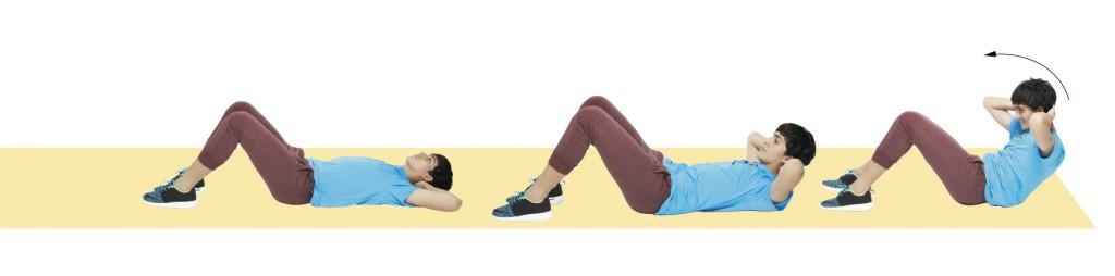 ออกกำลังกายง่ายๆ ทำได้ที่บ้าน