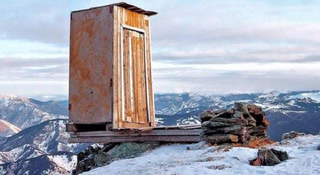 ห้องน้ำที่น่าหวาดเสียวที่สุดในโลก