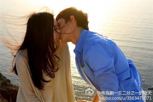 """แฟนคลับฟิน!!  """"นิชคุณ"""" จูบปากสาวอื่น???"""