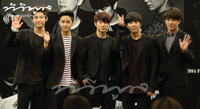 Interview with Popular Rock Band 'FTISLAND'