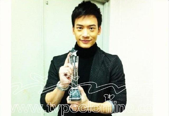 ภาพจากงาน TOP AWARDS 2012