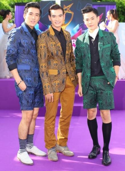กองทัพนักแสดง @9 Entertain Awards 2014