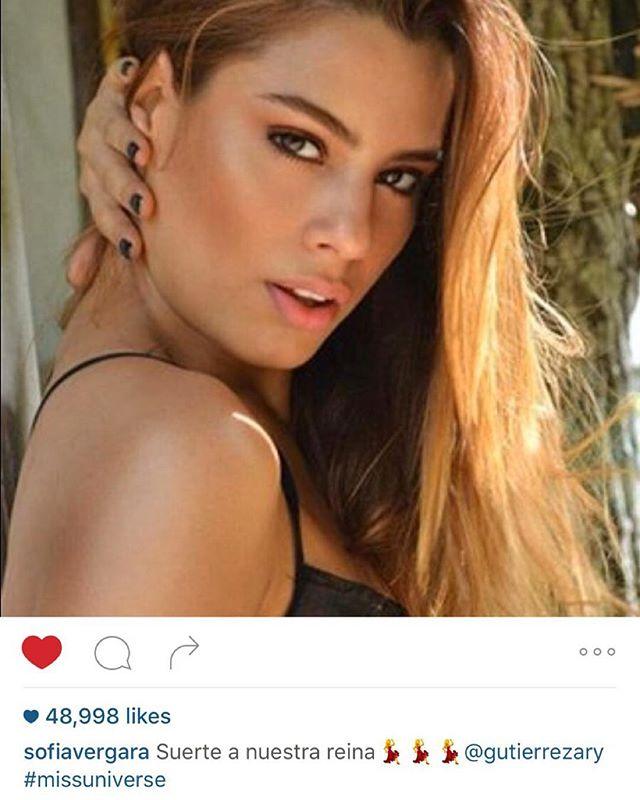 """สวยน่าสงสาร """"Ariadna Gutierrez Arevalo"""" ผู้ถูกปล้นตำแหน่ง Miss Universe 2015"""