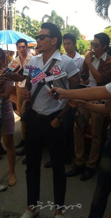 บวงสรวง '2499 นักเลงอันธพาล' @ไทยทีวี