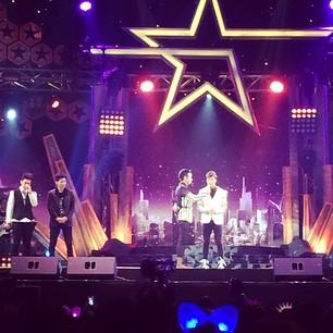 รวมภาพคอนเสิร์ต The Star 10 แดนซ์มันส์กระจาย