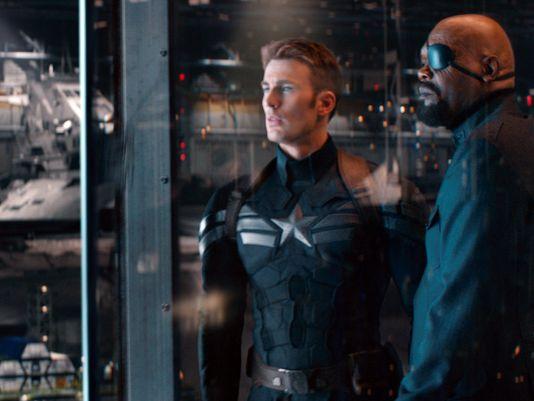 """""""มาร์เวล""""  เตรียมปล่อย Teaser  Captain America : The Winter Soldier"""