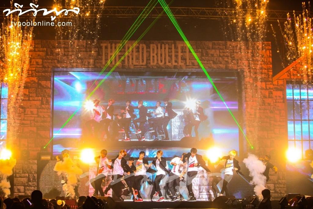 ร้อนระอุไปกับ 'BTS' ในคอนเสิร์ตเต็มรูปแบบครั้งที่ 2 รัวกระสุนความมันส์กันให้สนั่นธันเดอร์โดม!!