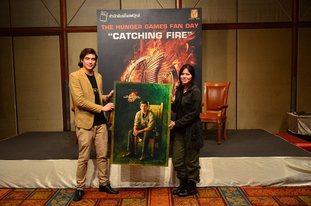 """นับถอยหลังสู่การกลับมาของแอ็คชั่น-แฟนตาซีที่โลกรอคอย """"The Hunger Games: Catching Fire"""""""