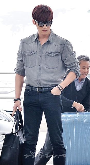 Super Idols' Airport Fashion